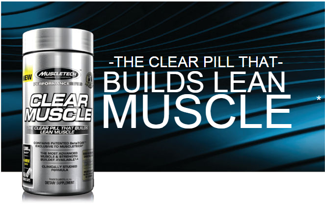 Clear Muscle NZ