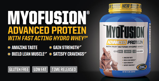 Myofusion Advanced NZ