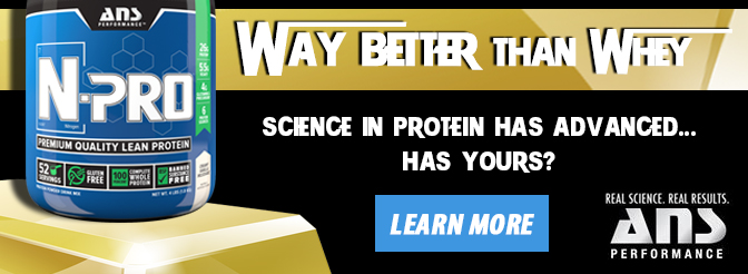 Way better than whey - N-Pro