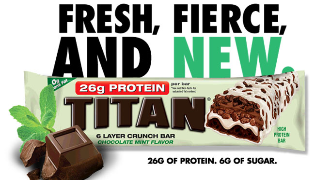 Titan Bars NZ