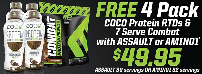 Free RTDS & Combat with Assault or Amino1