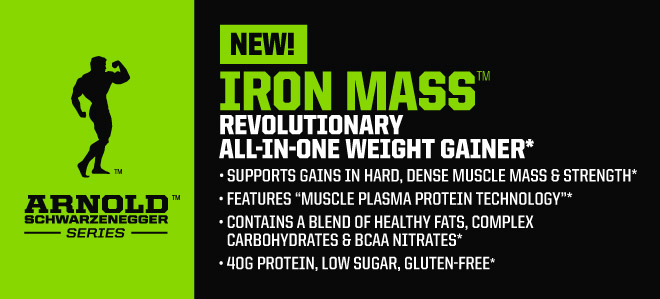 Iron Mass Gainer Protein