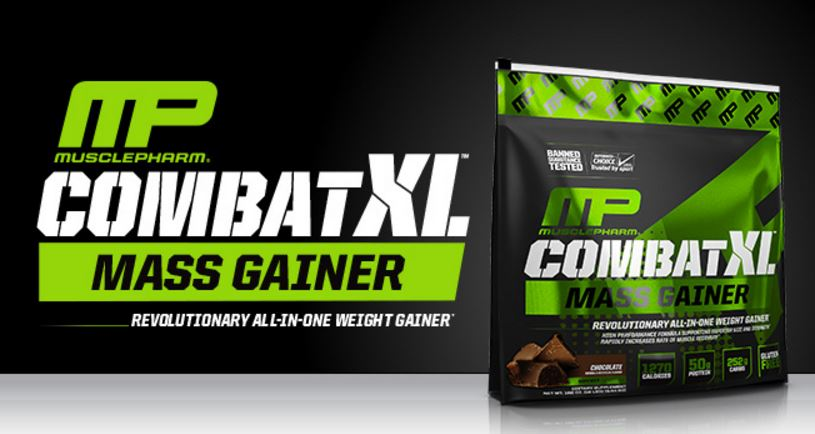 MusclePharm Combat XL