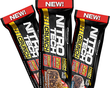 High Performance Protein Energy Bar NITRO TECHR