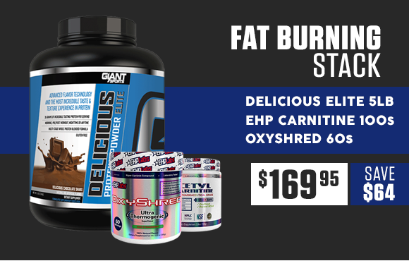 Delicious Fat Burning Stack