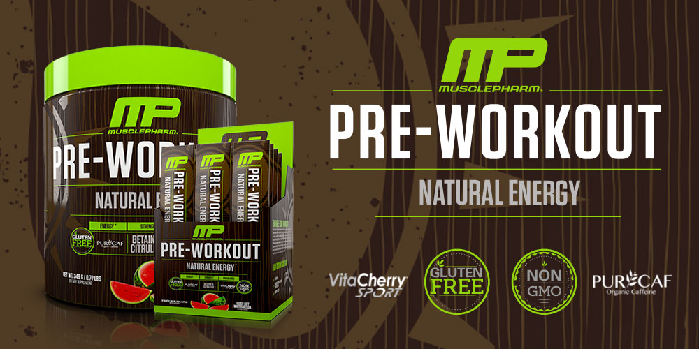 natural series preworkout