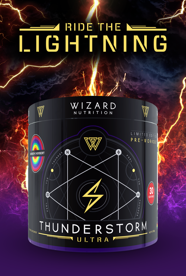 Wizard Nutrition Thunderstorm